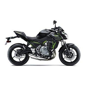 2019 Kawasaki Z650 for sale 200687050
