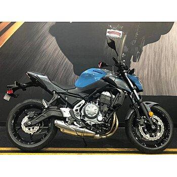 2019 Kawasaki Z650 for sale 200741207
