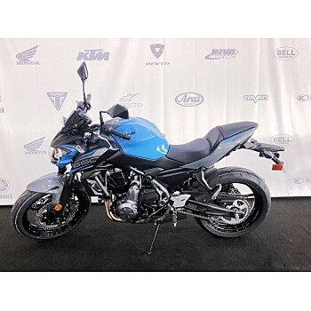 2019 Kawasaki Z650 for sale 200764028
