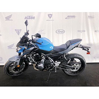 2019 Kawasaki Z650 for sale 200764030