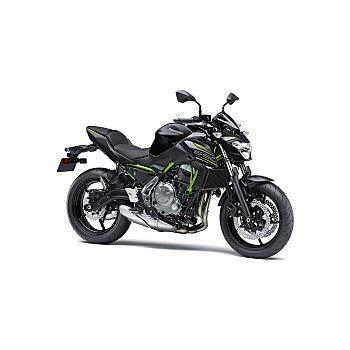 2019 Kawasaki Z650 for sale 200832889