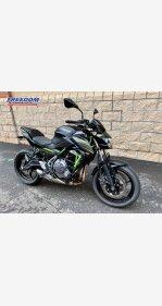 2019 Kawasaki Z650 for sale 200886910
