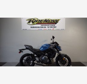 2019 Kawasaki Z650 for sale 200936943