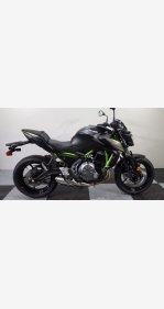 2019 Kawasaki Z650 for sale 200936950