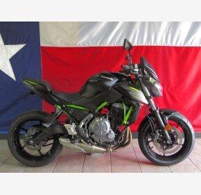 2019 Kawasaki Z650 ABS for sale 201072661