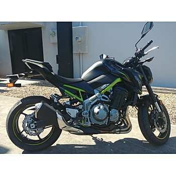 2019 Kawasaki Z900 ABS for sale 200690254