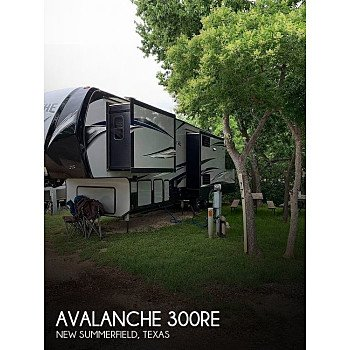 2019 Keystone Avalanche for sale 300231788