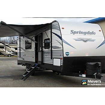 2019 Keystone Springdale for sale 300193906