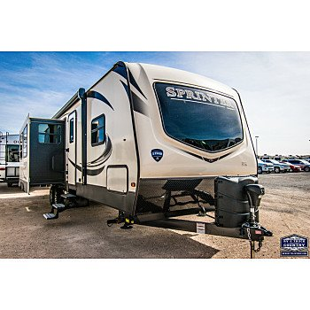 2019 Keystone Sprinter for sale 300170644