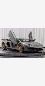 2019 Lamborghini Aventador for sale 101370529