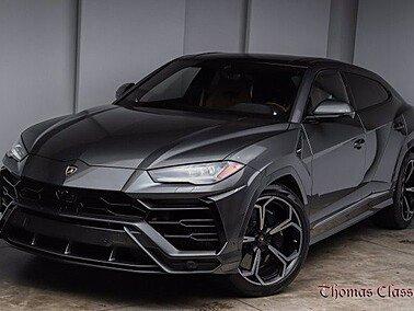 2019 Lamborghini Urus for sale 101524526