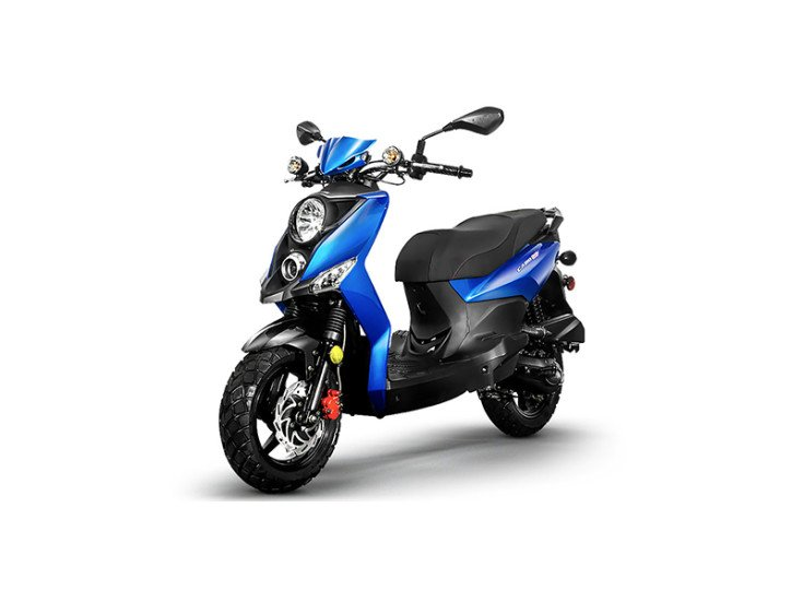 2019 Lance Cabo 125 125 specifications
