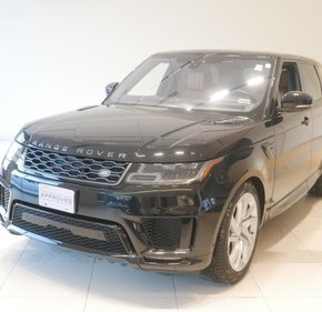 2019 Land Rover Range Rover Sport Supercharged for sale 101235534