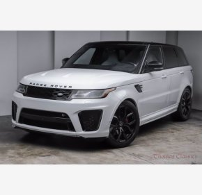 2019 Land Rover Range Rover Sport SVR for sale 101395005
