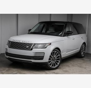 2019 Land Rover Range Rover Supercharged for sale 101238098