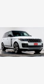 2019 Land Rover Range Rover for sale 101400968