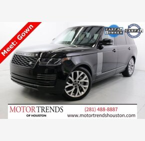 2019 Land Rover Range Rover for sale 101430203