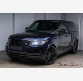 2019 Land Rover Range Rover Supercharged for sale 101432799