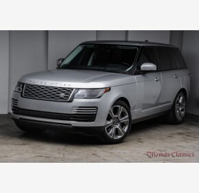 2019 Land Rover Range Rover Supercharged for sale 101461542