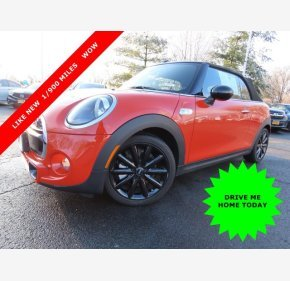 2019 MINI Cooper S Convertible for sale 101249033