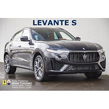 2019 Maserati Levante for sale 101091643
