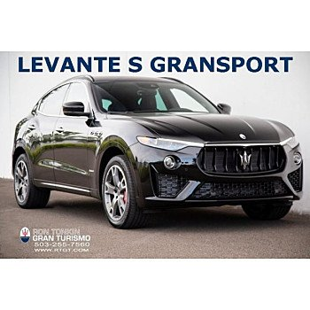 2019 Maserati Levante for sale 101145319
