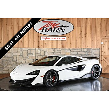 2019 McLaren 600LT for sale 101144012