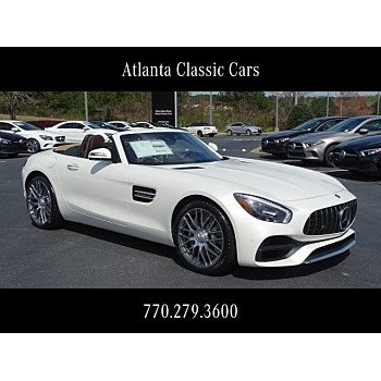 2019 Mercedes-Benz AMG GT Roadster for sale 101109398