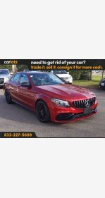 2019 Mercedes-Benz C36 AMG for sale 101427125