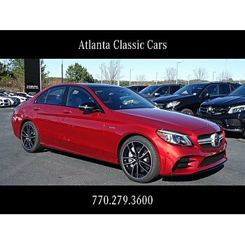2019 Mercedes-Benz C43 AMG 4MATIC Sedan for sale 101070168