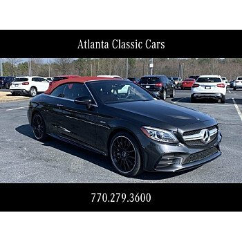 2019 Mercedes-Benz C43 AMG 4MATIC Cabriolet for sale 101228873