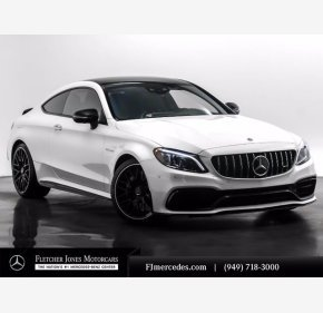 2019 Mercedes-Benz C63 AMG for sale 101349067