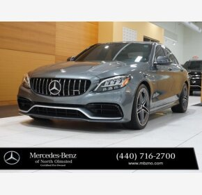 2019 Mercedes-Benz C63 AMG for sale 101397272