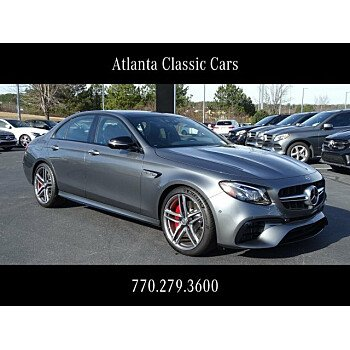 2019 Mercedes-Benz E63 AMG S 4MATIC Sedan for sale 101082633