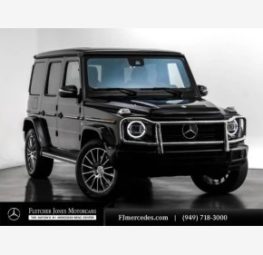 2019 Mercedes-Benz G550 for sale 101266121