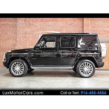 2019 Mercedes-Benz G550 for sale 101375811