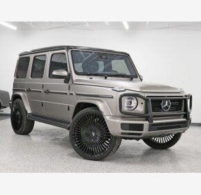 2019 Mercedes-Benz G550 for sale 101462862