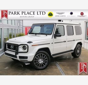 2019 Mercedes-Benz G550 for sale 101470136
