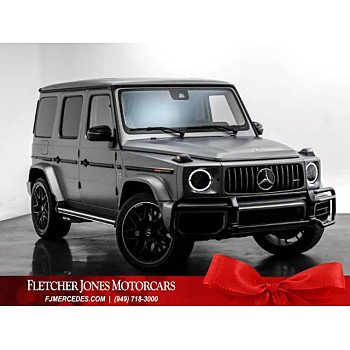 2019 Mercedes-Benz G63 AMG for sale 101251504