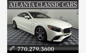 2019 Mercedes-Benz S63 AMG 4MATIC Coupe for sale 101056807