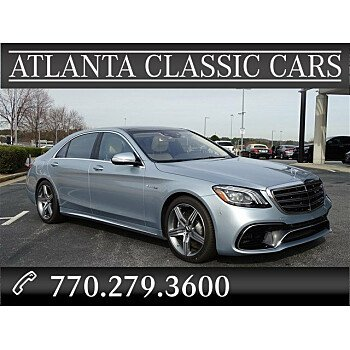2019 Mercedes Benz S63 Amg 4matic Coupe For Sale Near