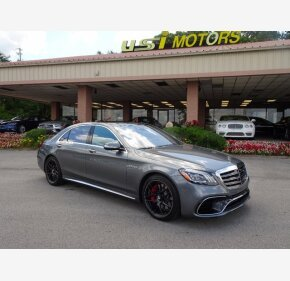2019 Mercedes-Benz S63 AMG for sale 101363444