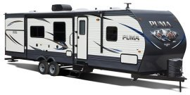 2019 Palomino Puma 25RKSS specifications