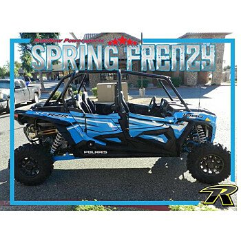 2019 Polaris RZR XP 4 1000 for sale 200670551