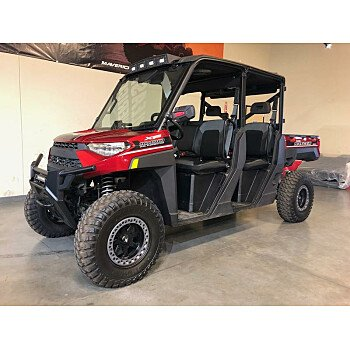 2019 Polaris Ranger Crew XP 1000 for sale 200577123