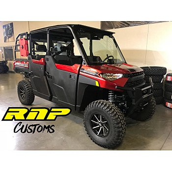 2019 Polaris Ranger Crew XP 1000 for sale 200580965