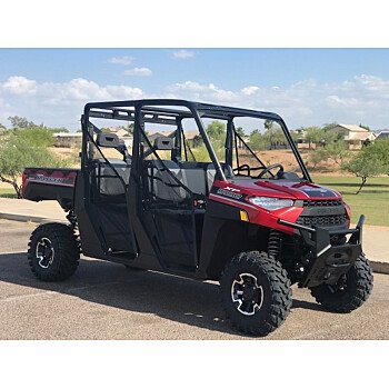 2019 Polaris Ranger Crew XP 1000 for sale 200592176