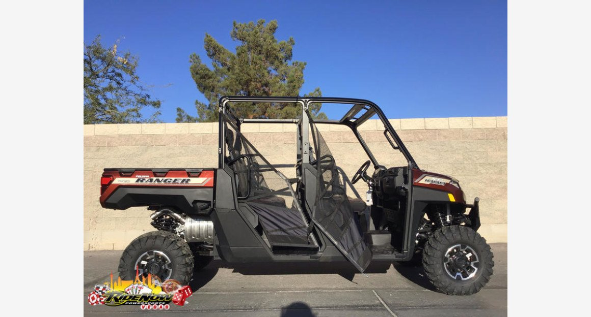 2019 Polaris Ranger Crew XP 1000 for sale 200648104