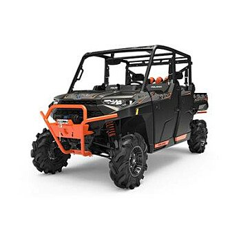 2019 Polaris Ranger Crew XP 1000 for sale 200673869