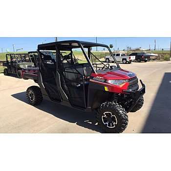 2019 Polaris Ranger Crew XP 1000 for sale 200678476